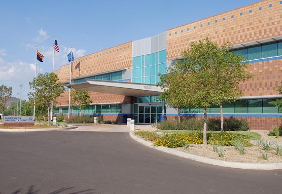 MWU Medical Office & Clinic