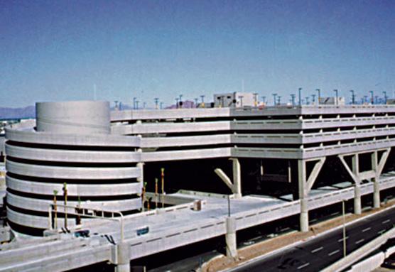 Terminal IV Garage