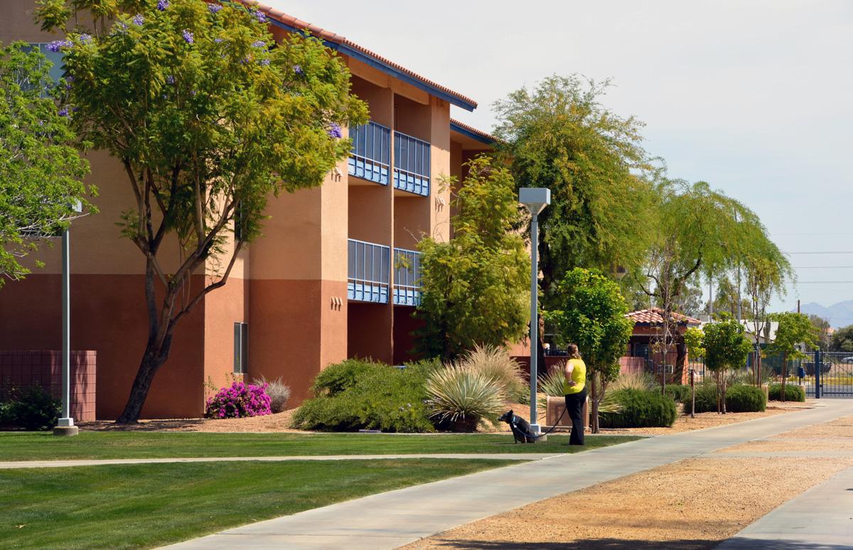 MWU Student Apartments Phase II